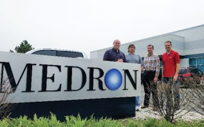 Medron Testimonial: Doubling Output, Reducing Scrap
